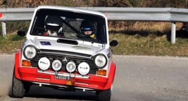 ACI Sport, Italiano Rally Auto Storiche, venticinque gli iscritti al Trofeo A 112 Abarth