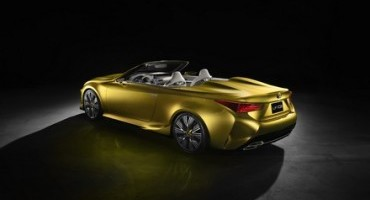 Lexus al Salone dell'Automobile di Ginevra 2015