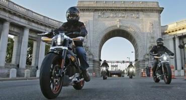 "Nuove mete per il Tour ""Harley-Davidson® Project Livewire™ Experience"""