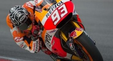 MotoGP 2015, Sepang, Marquez back in the groove and fastest with Pedrosa 5th