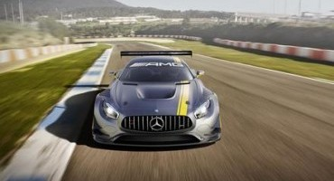 Mercedes-AMG GT3: pronta a scendere in pista