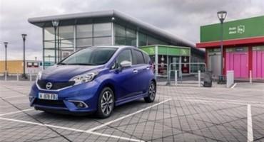 Nissan presenta 'N-TEC', la nuova Note in edizione limitata