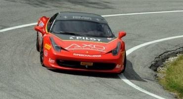 ACI Sport, Italiano Velocità Montagna, al Master Drivers, in Umbria, la prima volta della Ferrari 458