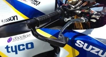 Acerbis, nuovo impegno ufficiale in pista, con il paraleva X-ROAD debutta nel mondo della velocità