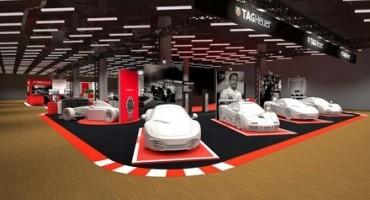 Al Salone di Ginevra 2015, TAG Heuer festeggia i 30 anni di pertnership con McLaren
