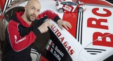ACI Sport, Italiano Rally, Giandomenico Basso guiderà la Ford Fiesta R5 alimentata a GPL della BRC Gas Equipment