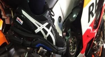 MotoGP, HRC team up with ASICS footwear