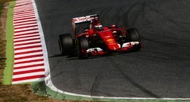 Scuderia Ferrari, le prove sul tracciato di Montmelò