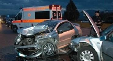 ASAPS, in calo la percentuale di incidenti nei fine settimana del 2014
