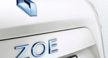 """Renault Zoe, con """"Fast Recharge Plus"""" di Enel, la ricarica in soli 30 minuti"""