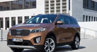 Kia Sorento, arriva sui mercati Europei la terza generazione del raffinato SUV