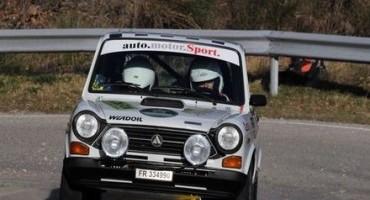 ACI Sport, Italiano Rally Auto Storiche, tutto pronto per la sesta edizione del Trofeo A112 Abarth 2015