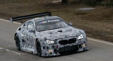 Team BMW, inizia una nuova era, prima uscita per la BMW M6 GT3 presso la sede di Dingolfing