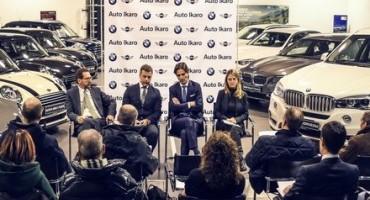 """BMW: la Concessionaria """"Auto Ikaro"""" di Bolzano rappresenterà il Brand BMW i"""