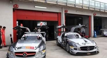 ACI Sport, Italiano GT, il Team Sports & You schiera due Mercedes SLS nella classe GT3