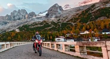 Ducati Multistrada Experience ed il Winter Tour, per vivere con passione un'iniziativa itinerante