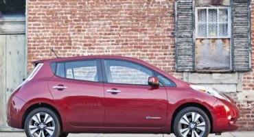 "Nissan, la Leaf riceve il ""Loyalty Award"" 2014 da IHS Automotive"