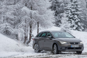 Pictures taken in Obertauern, Austria during the SEAT X-PERIENCE Event