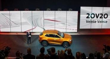Salone di Ginevra 2015, con la showcar 20V20 SEAT immagina il futuro