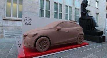 Ai nastri di partenza il Mazda2 Connection Tour.