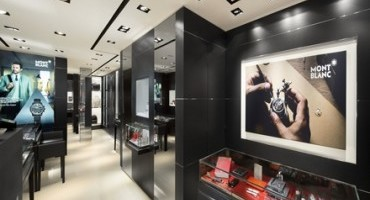 Montblanc Boutique in Hong Kong