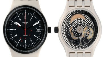 Swatch, debuttano cinque nuovi modelli SISTEM51: quando l'arte e l'high tech si fondono