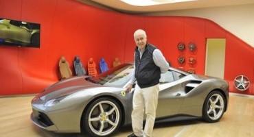 Patrick Tambay, a Maranello dopo 30 anni