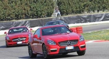 AMG, al via la stagione 2015 di Driving Academy Italia