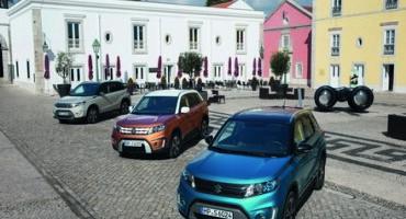 Suzuki: è nuova nello stile, nel design ed è adatta anche ai percorsi off-road, è la nuova Vitara