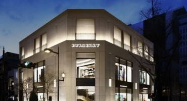 Burberry is pleased to announce the opening of its first freestanding store in Shinsaibashi, Osaka