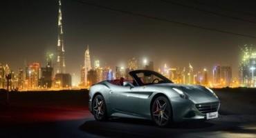 Ferrari, la nuova California T viene premiata dagli Emirati Arabi