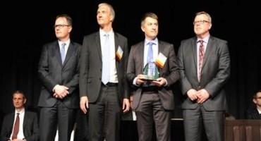 """Michelin riceve il premio da """"Deere & Company"""""""