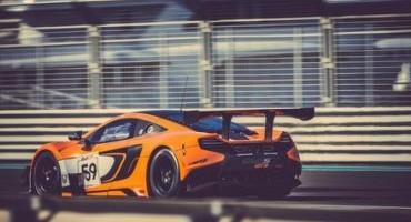 McLaren GT confirms 2015 factory driver schedules