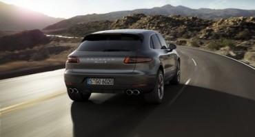 """Porsche vince il """"Marken-Award 2015"""", grazie al successo di Macan"""