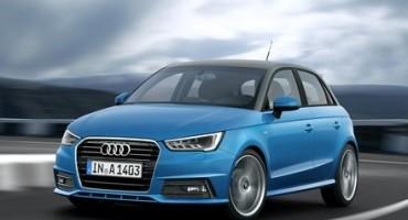 Audi, la tecnologia TFSI è a disposizione della gamma A1