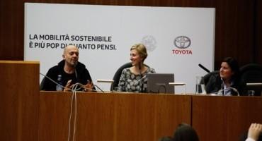 Toyota Hybrid, le tematiche della mobilità sostenibile in collaborazione con l'Università di Verona
