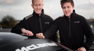 McLaren GT confirm young driver programme details for 2015 season