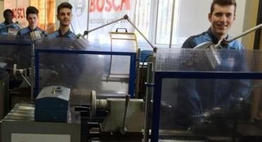 Allenarsi per il futuro: Bosch promuove la formazione