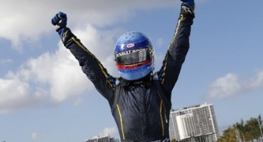 Prost powers to first Formula E win