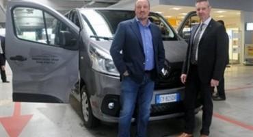 Renault si conferma fornitore ufficiale del Calcio Napoli