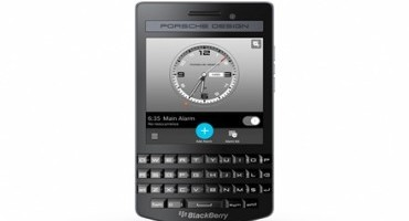 Introducing the Porsche Design P'9983 Graphite Smartphone from BlackBerry