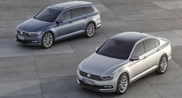 """La Volkswagen Passat si aggiudica il Premio di """"Auto dell'Anno 2015"""""""