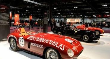 Milano AutoClassica, dal 20 al 22 Marzo 2015, la 4^ edizione