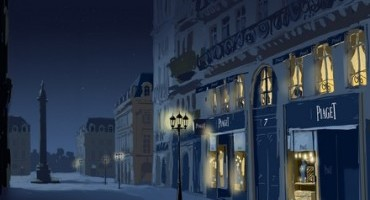 Piaget's 100th boutique opens in Paris in May 2015