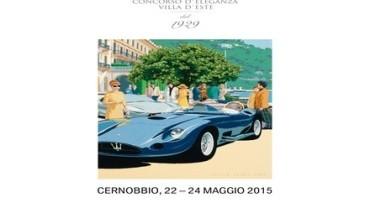 BMW al Concorso d'Eleganza Villa d'Este 2015