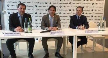 La concessionaria BMW Lario Bergauto di Bergamo viene nominata Agente BMW i