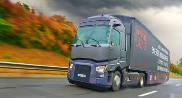 Renault Trucks: con Optifuel Lab 2 i consumi si riducono del 22%
