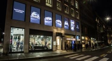 Mercedes-AMG CLA 45 Shooting Brake, per la presentazione scelto il Brian & Barry Building di Milano