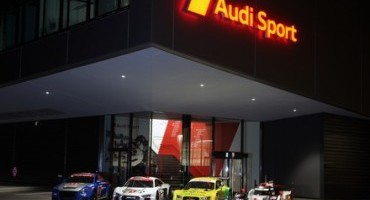 Audi Sport: al via la stagione 2015