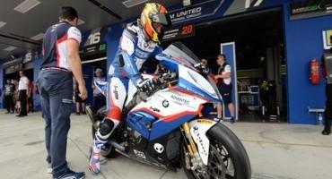 WSBK, tracciato di Buriram in Thailandia, positiva la prima giornata di prove per il BMW Motorrad Italia SBK Team